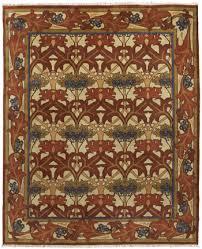 charles voysey donnemarra design rug fintona design rug