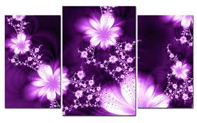 plum and grey wall art purple artwork canvas abstract light walls large decor for bedrooms designs a bedroom