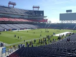 Nissan Stadium View From Lower Level 141 Vivid Seats