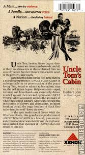 uncle tom s cabin vhs cover