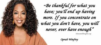 Oprah Winfrey Quotes Interesting Oprah Winfrey Archives Thousand Thoughts