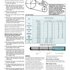Fenner Precision Timing Belt Technical Manual Vnd572zd1glx
