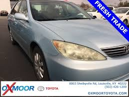 Pre-Owned 2005 Toyota Camry LE 4D Sedan in Louisville #T43798A ...