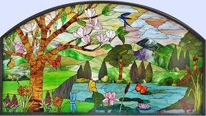 stained glass windows custom leaded glass beveled windows custom glass design