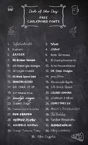 chalkboard fonts free welcome to our typography cafe get these free chalkboard