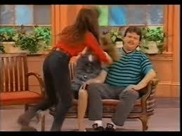 a fight on the ricki lake show gif