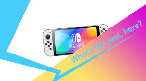 Nintendo Switch OLED VS Lite VS ...