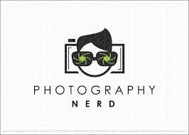 Photographer Logos Photography Nerd Readymade Logos For Sale