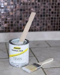 Epoxy Cabinet Paint How To Paint Kitchen Tile Update Kitchen Backsplash Quickly