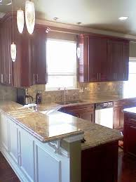 from cabinets to countertops to flooring we create our clients dream kitchens