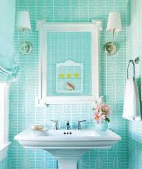 Modern Aqua Blue Bathroom Designs Home Design Popular Interior Amazing Intended Impressive Ideas
