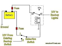 Reverse Switch Wiring Diagram Reverse Light Wiring Diagram