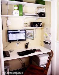 Terrific Build Desk In Closet Pics Decoration Ideas ...