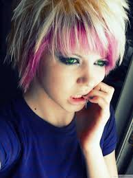 scene haircuts ideas with pictures