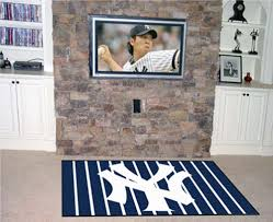 new york yankees 4 x 6 area rug
