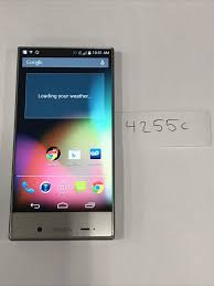 Sharp Aquos Crystal 306SH - 8GB - White ...