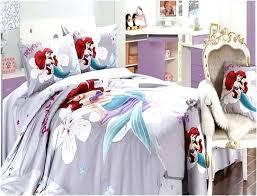 mermaid bedroom set fresh inspiration the little mermaid bed set bedding designs sheets bedtime story little