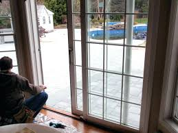 replace patio door sliding glass door panel replacement glass door fabulous how replace sliding patio door