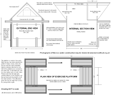 house plan wildlife home plans nesting box for wood birds wild unlimited is there barn