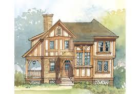 tudor house plans. Front Tudor House Plans