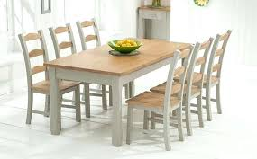 extendable round dining table set oak and grey painted dining table sets extendable glass dining table set