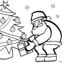 Small Picture SANTA CLAUS coloring pages 58 Xmas online coloring books and