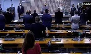 Senadores da CPI da Covid fazem um minuto de silêncio por Paulo Gustavo -  CartaCapital