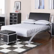 premier ellipse arch platform bed frame trends and metal beds