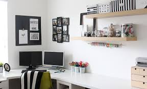 office craft room. Beautiful Office Modernblackwhitehomeofficecraftroom  With Office Craft Room O
