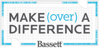 bassett furniture logo. Makeover A Difference Bassett Furniture Logo T