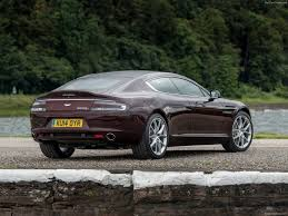 Aston Martin Rapide S 2015 Pictures Information Specs
