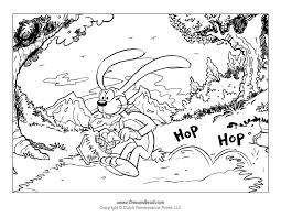 Small Picture Tim van de Vall Comics Printables for Kids