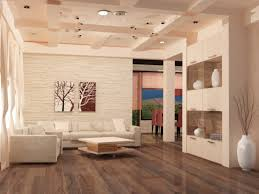 Modern Living Room With Simple Decor Smart Combination Of - Simple living room ideas