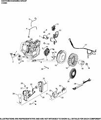 evinrude ignition system parts for 1975 50hp 50573b outboard motor kohler engine