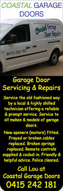 coastal garage doorsCoastal Garage Doors  Garage Doors  Fittings  Baldivis
