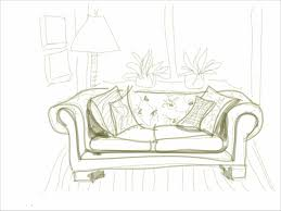 fancy couch drawing. Simple Fancy Couch Drawing Wonderful 1900x1425 Side Drawing View  Wpzkinfo Drawn Cartoon Pencil And On Fancy Couch Drawing R