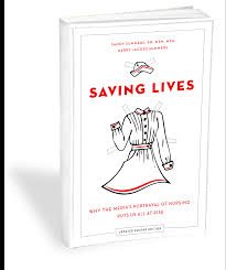 nursing autonomy the truth about nursing book cover saving lives