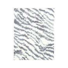 black and white zebra rug hide animal print area rugs