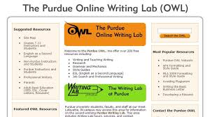 the purdue university online writing lab purdue owl lab essay writing service deserving your