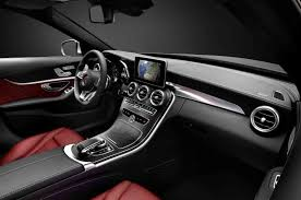 All-New 2015 Mercedes-Benz C-Class Interior Revealed! - AutoTribute