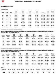 Faithful Frank Thomas Leathers Size Chart 2019