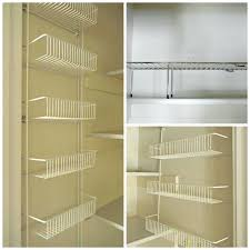wire pantry shelving units hanging door organizer over the shelves closet installation kits closetmaid hang wire closet shelving