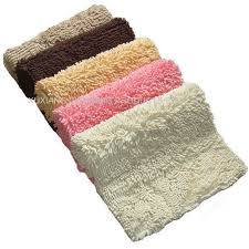 2019 16x24 microfiber chenille bath mat step onto absolute luxury superabsorbent rug soaks up to 7x its weight anti skid backing from gemstone168