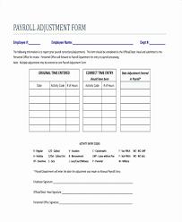 Correction Template Clock Payroll Spreadsheet Sheet Time