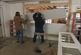 garage door installation best overhead