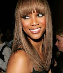tyra banks hime cut hairstyle
