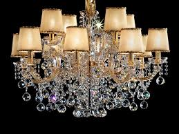 direct light painted metal chandelier with crystals maria teresa ve 994 by masiero