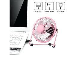 usb powered desk fan mini