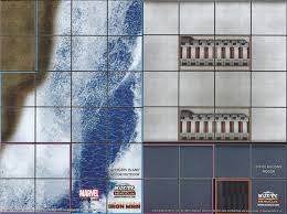 iron man office. Map - Avengers Island / Office Building (Invincible Iron Man) Man