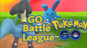 GO Battle League: die Vorsaison startet diese Woche - Pokémon GO deutsch -  YouTube